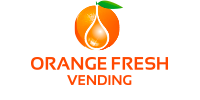 Orange Fresh Vending Logo